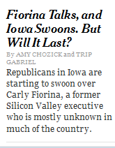 Eschaton Every Clown Car Member Gets The Love From The NYT