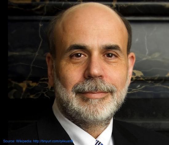 Ben Bernanke official portrait Ben Bernanke Wikipedia the free encyclopedia