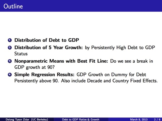 Debt to GDP Ratio and Future Economic Growth pdf page 2 of 6