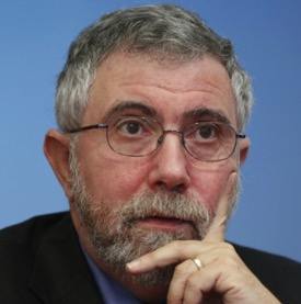 Paul Krugman BI DE interview on China Greece Brexit Business Insider