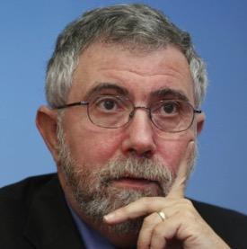 Paul Krugman BI DE interview on China Greece Brexit Business Insider