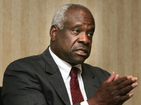 Clarence Thomas Has His Own Constitution The New Yorker