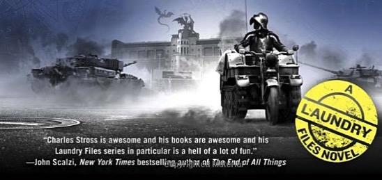 The Nightmare Stacks A Laundry Files Novel Charles Stross 9780425281192 Amazon com Books