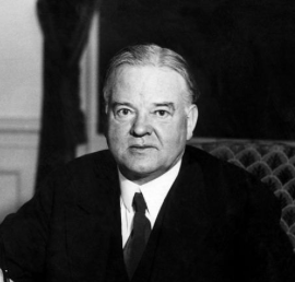 Herbert hoover as president Google Search