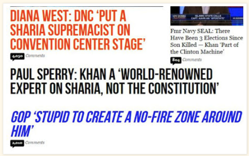 No More Mister Nice Blog HOW TRUMP WILL EXPLAIN HIS DEFEAT IN NOVEMBER IN ONE BREITBART FRONT PAGE