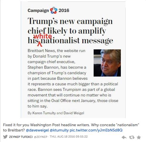 Editing WTF David Weigel Storify
