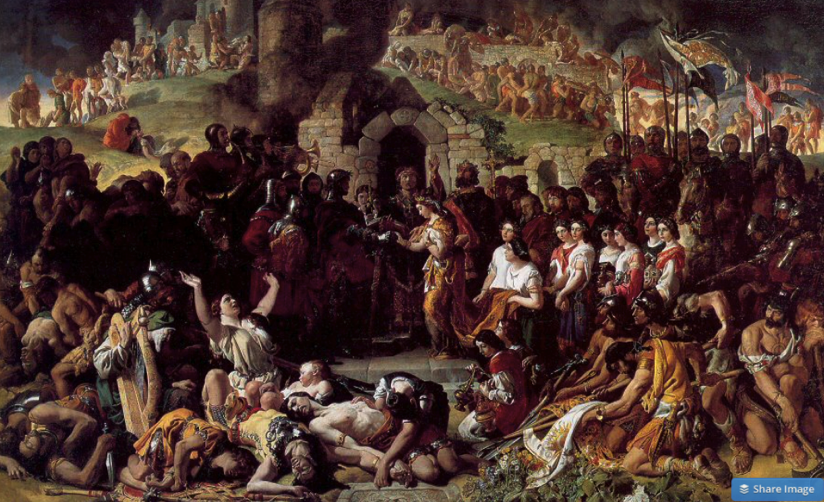 MarriageAoifeStrongbow Aoife MacMurrough Wikipedia