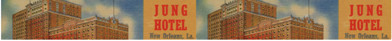 Cursor and Preview of Lyndon Johnson 1964 Speech at the Jung Hotel New Orleans October 9 Weekend Reading