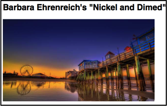 Cursor and Preview of Barbara Ehrenreich s Nickel and Dimed Hoisted from the Archives