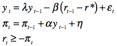 MathType 2017 06 11 Ball 1997 Optimal Taylor Rule Calibration pdf PDF
