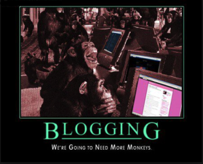 We are going to need more monkeys blogging Google Search