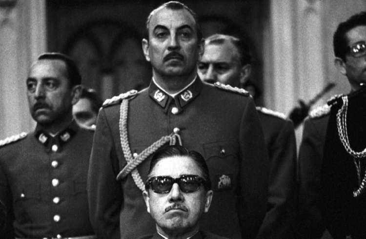 Pinochet occasional links commentary