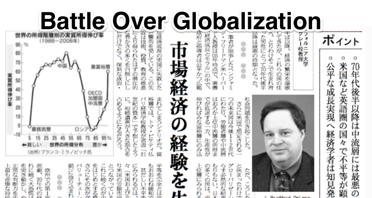 Battle Over Globalization