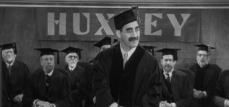 Groucho marx as professor Google Search