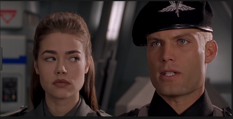 Starship troopers movie Google Search