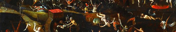 File Follower of Jheronimus Bosch The Harrowing of Hell jpg Wikimedia Commons