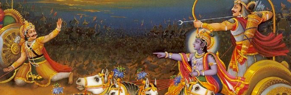 Arjuna_and_krishna_in_their_chariot_-_Google_Search