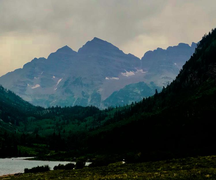 Aspen—Maroon Bells