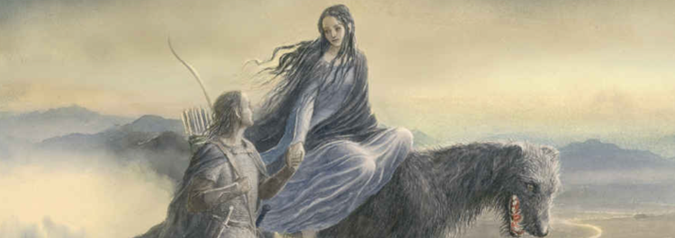 Amazon com Beren and Lúthien eBook J R R Tolkien Alan Lee Christopher Tolkien Kindle Store