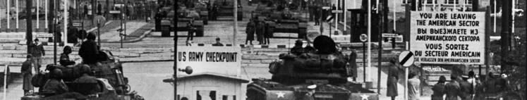 Cold war checkpoint charlie Google Search