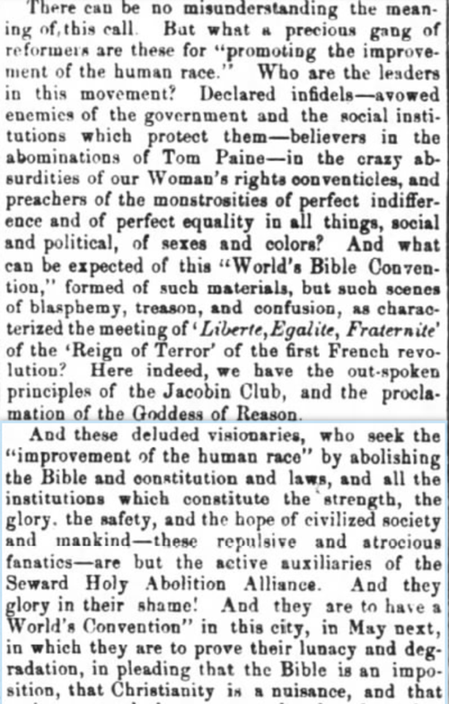 25 Feb 1856 Page 2 Fayetteville Weekly Observer at Newspapers com