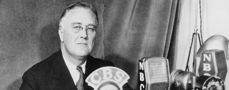 FDR September 30 1934 Fireside chats Wikipedia