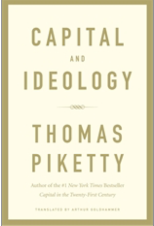 Capital and Ideology Thomas Piketty Harvard University Press