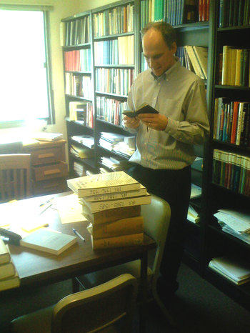 David Romer Victorious in His Struggle for Berkeley's Copies of Statistics of Income